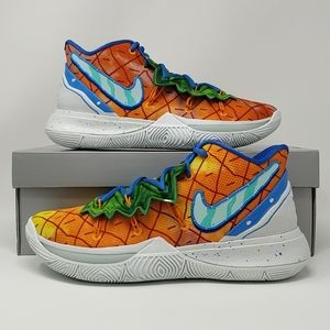 SpongeBob SquarePants Nike Kyrie 5 Pineapple House